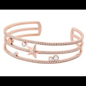 Michael Kors Celestial Cuff Bracelet